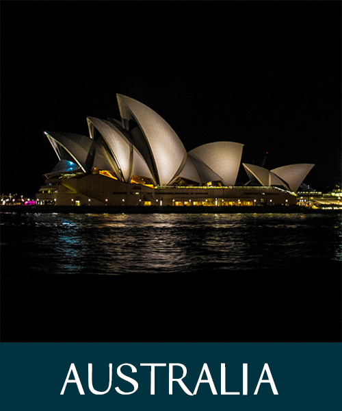 blog posts about Australia