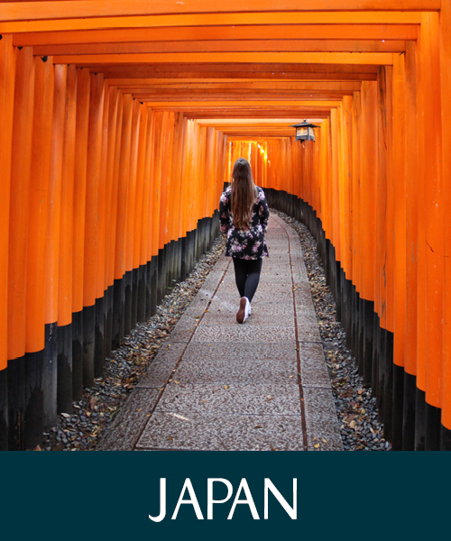 blog posts about Japan